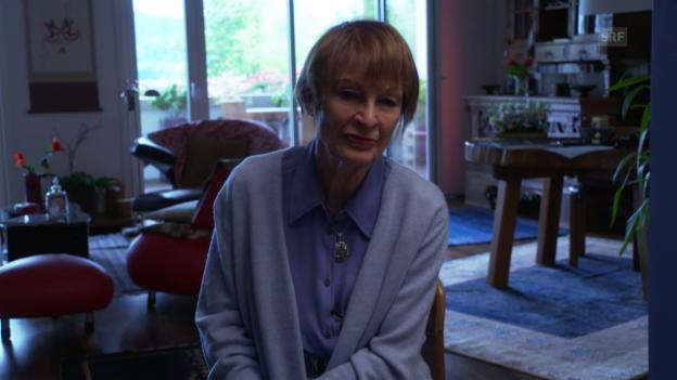 Video «Arbeitsrhythmus einer Autorin» abspielen
