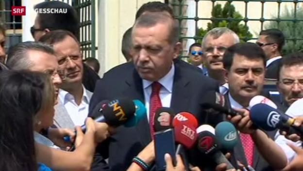 Video «Neuwahlen wohl auch in der Türkei» abspielen