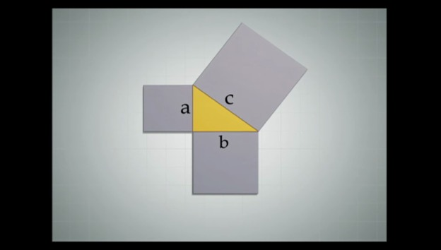 Video «The Principles of Math: The Secret of the Right Triangle and the Pythagorean Theorem (Part 1) (3/20)» abspielen