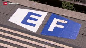Video « SBB will Optimierung bei Ein- und Ausstiegzeiten» abspielen