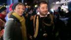 Video «Frühaufsteher in der Luzerner Altstadt» abspielen