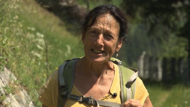 Video «Marie-Therese Zgraggen (63), Altdorf» abspielen