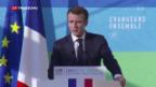 Video «Macron reagiert auf Bürgerbewegung» abspielen