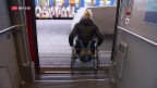 Video «Behindertenverbände ziehen Klage gegen SBB-Doppelstockzüge weiter» abspielen