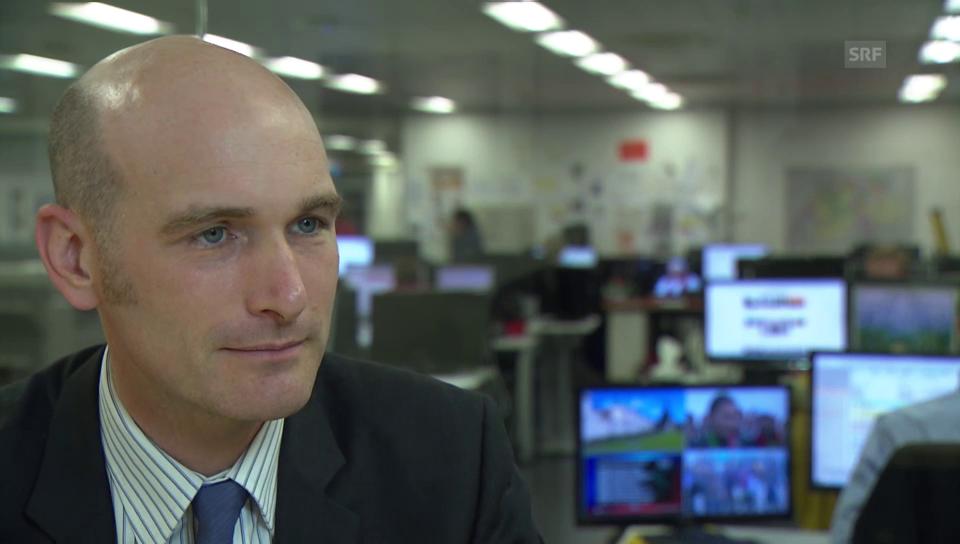 Nicolas Hénin erklärt, weshalb Assad den IS braucht