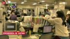 Video «Auslandnachrichten: Erdbeben in Japan / Hamas-Chef zu Besuch im Gazastreifen» abspielen