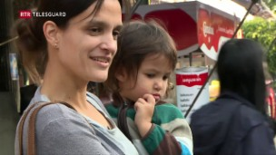 Laschar ir video «Ramponi e sia vita privata en Tailanda»