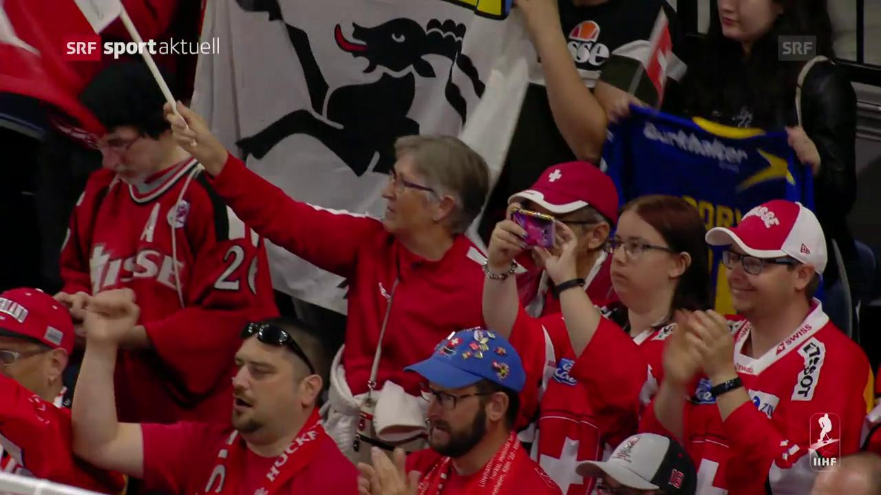 Die Zwischenbilanz der Eishockey-Nati