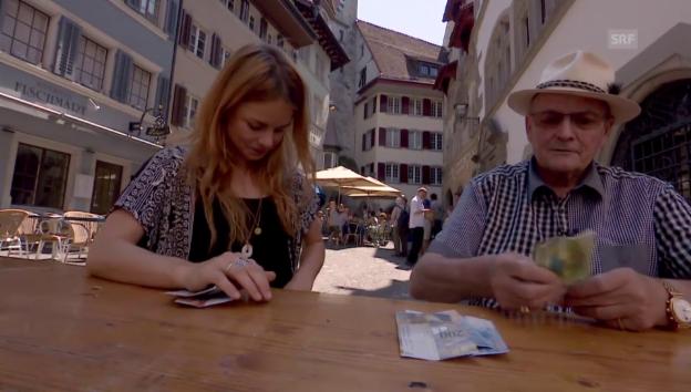 Video «Die Highlights des «G&G Flohmi-Duell»» abspielen
