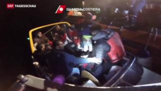 Video «Nato-Einsatz im Mittelmeer» abspielen