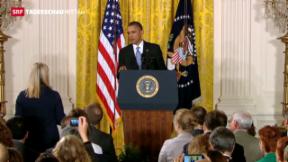 Video «Obama verspricht mehr Kontrolle» abspielen
