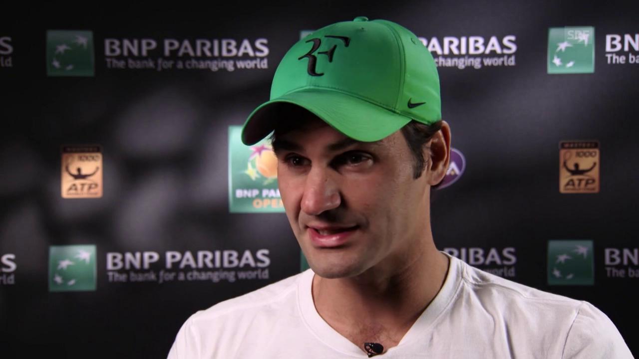 Federer vor Nadal-Match: «Wird ein Sprint, kein Marathon»