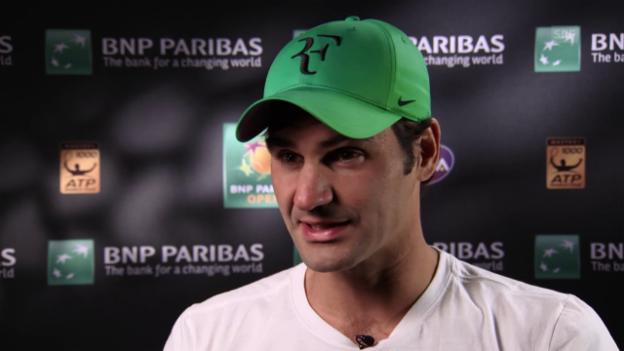 Video «Federer vor Nadal-Match: «Wird ein Sprint, kein Marathon»» abspielen