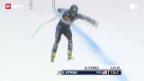 Video «Ski: Abfahrt Männer» abspielen