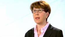Video «Post-Chefin Susanne Ruoff: Jahr der Wende» abspielen