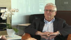 Video «Gespräch: Theo Zwanziger» abspielen