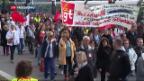Video «CGT gegen Hollande» abspielen