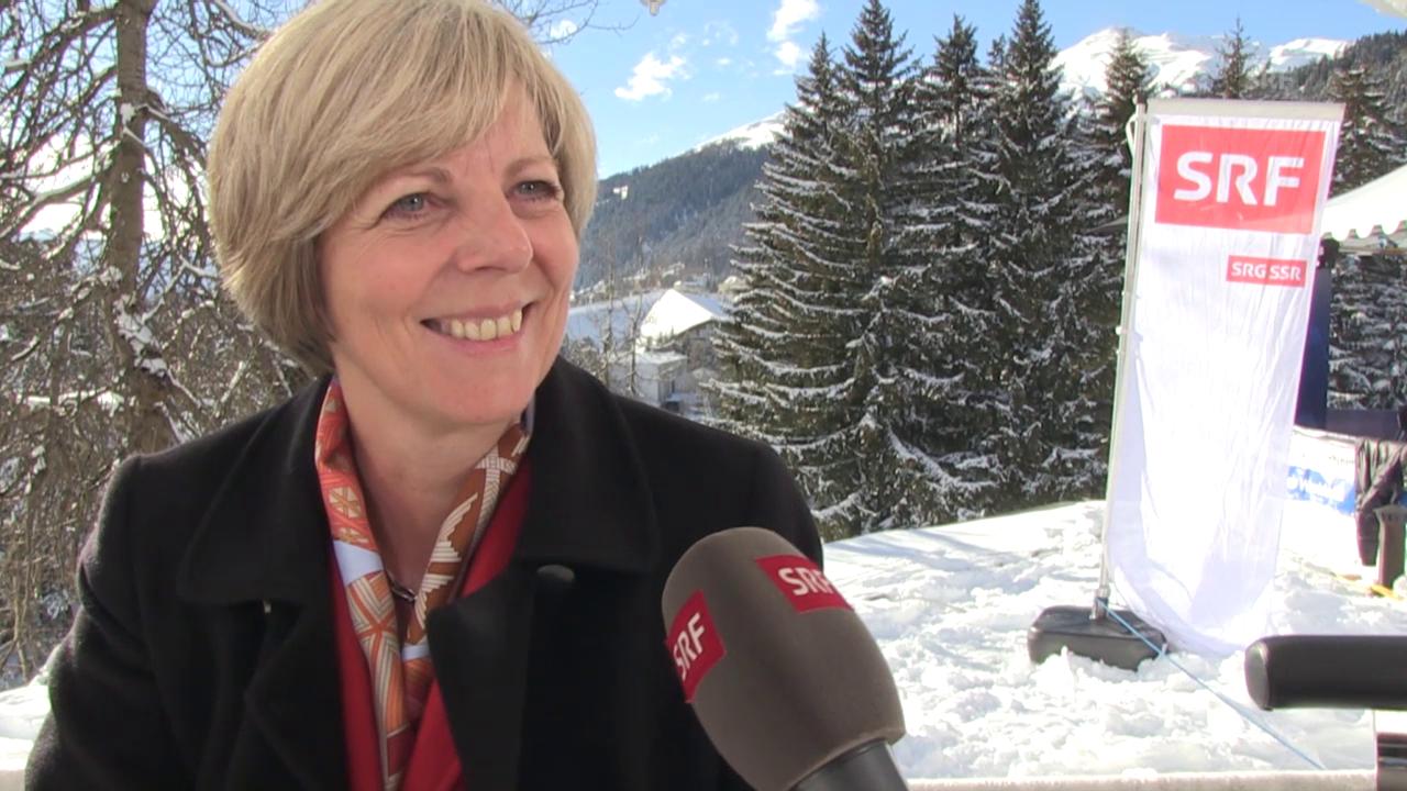 «Mint»: Leader Insights mit Isabelle Welton, Zurich