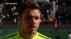 Video «Wawrinka gewinnt erstes Turnier auf Schweizer Boden» abspielen