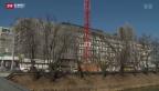 Video «Neuer Fall von Lohndumping in Zürich» abspielen