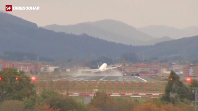 Landungen in Bilbao