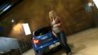 Video «Christina Surer posiert mit Babybauch» abspielen