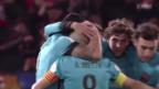 Video «Fussball: Klub-WM, Barcelona - Guangzhou» abspielen