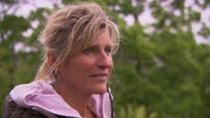 Video «Abenteurerin Evelyne Binsack macht Schluss mit Expeditionen» abspielen