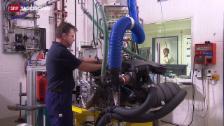 Video «Wie sieht die Zukunft der Dieselmotoren aus?» abspielen