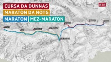 Laschar ir video «Las rutas dal maraton da skis engiadinais 2017»