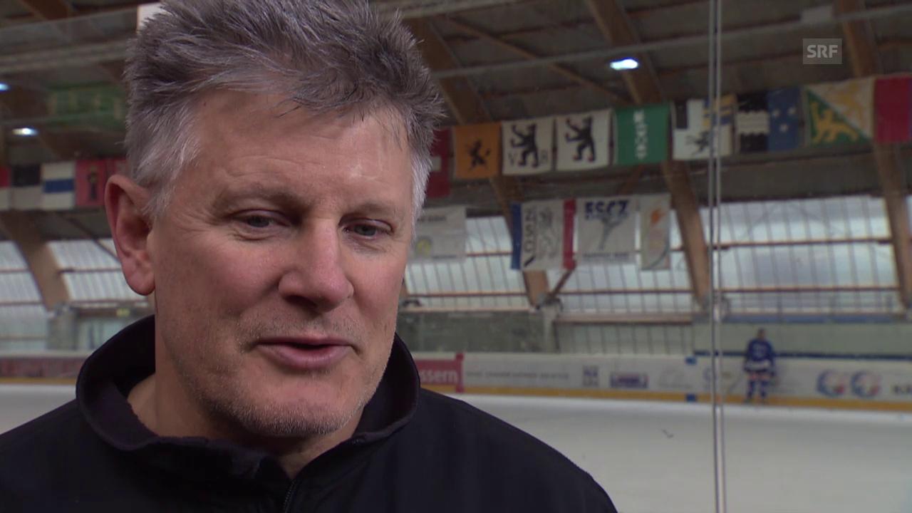 Was ZSC-Trainer Marc Crawford über Steve McCarthy sagt
