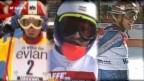 Video «Drei Fahrer, die das Lauberhorn prägten» abspielen