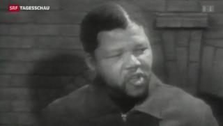 Video «Mandela - Vom Hirtenjungen zur Ikone für Versöhnung» abspielen