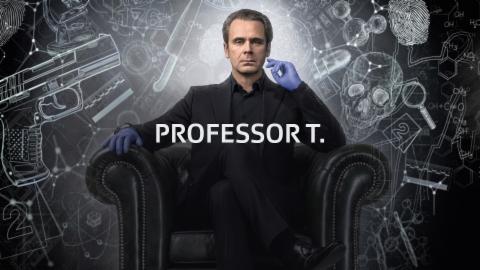 Professor T. mit Audiodeskription