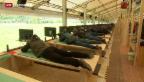 Video «Startschuss für das Eidgenössische Schützenfest im Wallis» abspielen