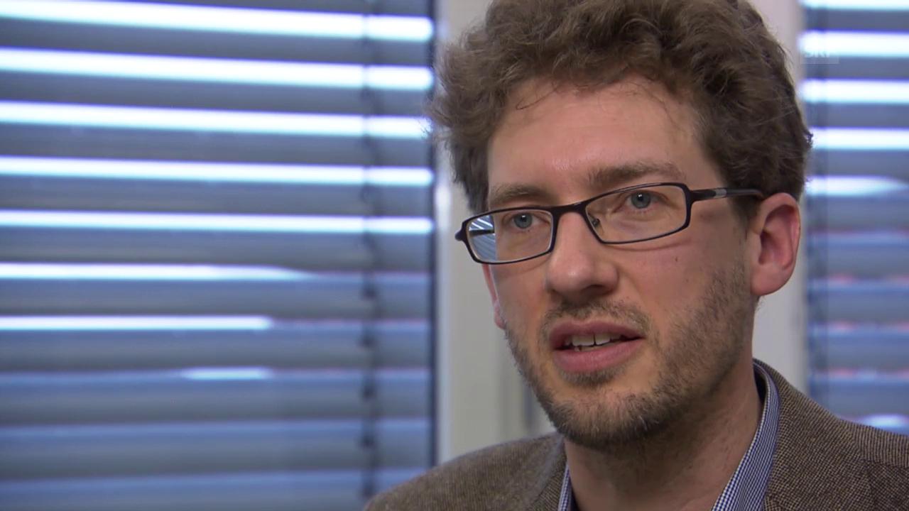 Tim Krieger darüber, wie Terroristen der Boden entzogen werden könnte