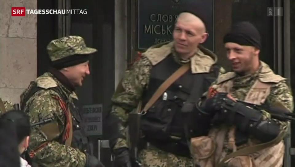 Pulverfass Ukraine vor Explosion?