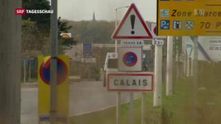 Video «Calais, ein Jahr danach» abspielen