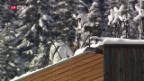 Video «Hochsicherheitstrakt inmitten der Berge» abspielen