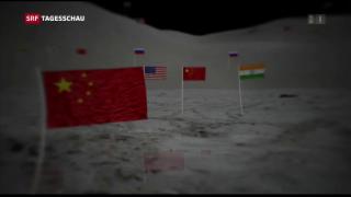 Video «Das wachsende Interesse am Mond» abspielen