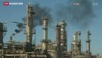 Video «Bagdad droht der Strom auszugehen» abspielen