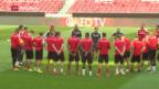 Video «Die Nati ist bereit für Portugal» abspielen