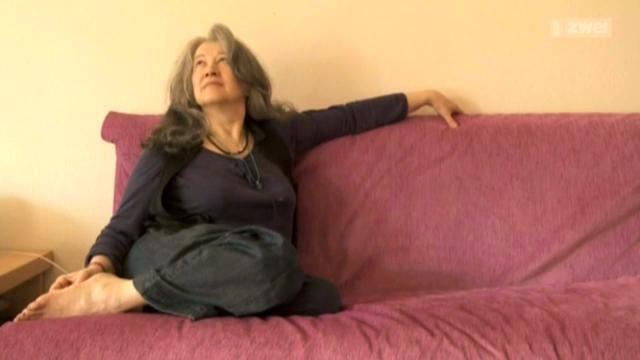 Martha Argerichs Lieblingssatz: «Je ne sais pas.»