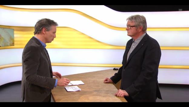 Video «Studiogespräch mit Ruedi Ursenbacher, Versicherungsexperte» abspielen