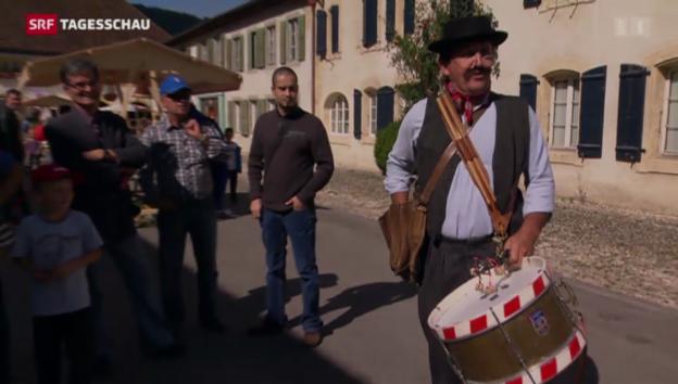 Video «200 Jahre Kanton Neuenburg» abspielen