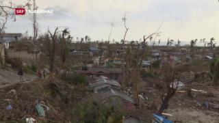 Video «Opferzahl nach Hurrikan steigt » abspielen
