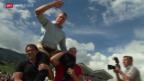 Video «Schwingen: Sempach feiert 4. Festsieg» abspielen