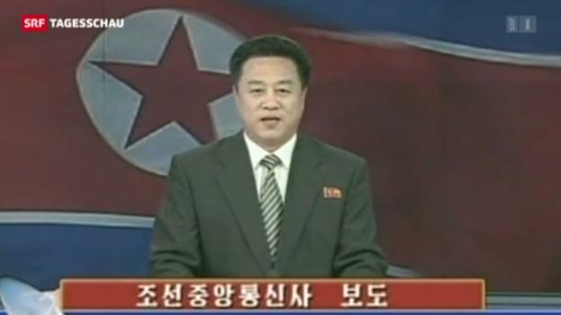 Video «Tagesschau vom 12.02.2013, 19:30» abspielen