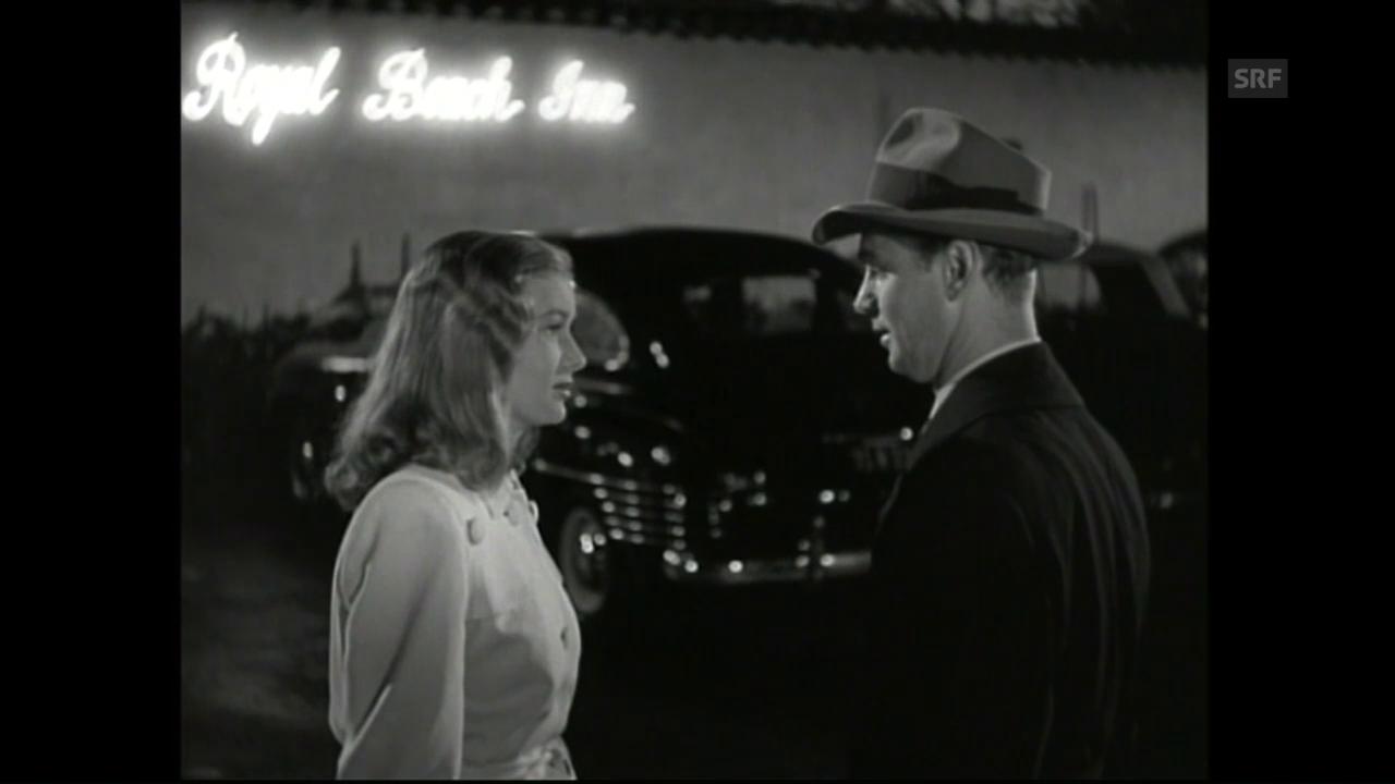 Filmschatz: «The Blue Dahlia»