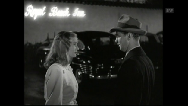 Video «Filmschatz: «The Blue Dahlia»» abspielen